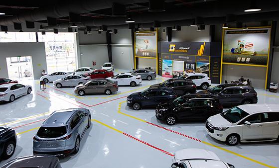 autozone-interior